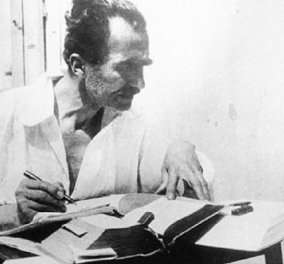 Vintage Story 4/5/1955: Το κατηγορώ της εκκλησίας στον Νίκο Καζαντζάκη - ''Είσαι ιερόσυλος, κομμουνιστής, αχαλίνωτος, φαντασιοκόπος'' - Κυρίως Φωτογραφία - Gallery - Video