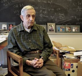 «Έφυγε» ένας «Υπέροχος άνθρωπος»: Νεκρός σε τροχαίο ο «πατέρας» της θεωρίας των παιγνίων, Τζον Νας - Κυρίως Φωτογραφία - Gallery - Video