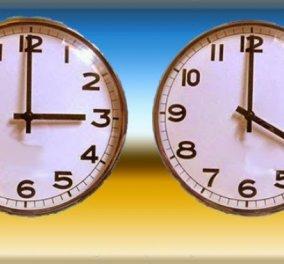 Άλλαξε τα χαράματα η ώρα - Μια ώρα μπροστά τα ρολόγια για να... μεγαλώσει η μέρα! - Κυρίως Φωτογραφία - Gallery - Video