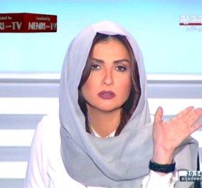 ''Σκάσε γυναίκα, μην με διακόπτεις'', διατάσσει ο Ισλαμιστής την τηλεπαρουσιάστρια - Κι εκείνη τον έκοψε στον αέρα! (Βίντεο) - Κυρίως Φωτογραφία - Gallery - Video