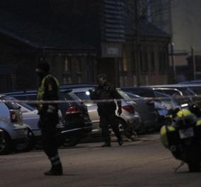 Δραματικές ώρες & πανικό ζουν οι Δανοί με τις αλλεπάλληλες επιθέσεις αλά Charlie Hebdo: 3 νεκροί, 5 τραυματίες  - Κυρίως Φωτογραφία - Gallery - Video
