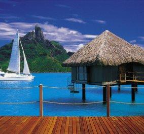 Καλό καλοκαίρι με φευγάτες εικόνες στην παραδεισένια Ταϊτή - Τον πιο δημοφιλή τουριστικό προορισμό παγκοσμίως - Κυρίως Φωτογραφία - Gallery - Video