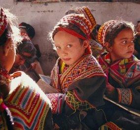 Καλάς: Ήταν τελικά απόγονοι του Μεγάλου Αλεξάνδρου η φυλή από το Πακιστάν; Το DNA τους διαψεύδει - Κυρίως Φωτογραφία - Gallery - Video