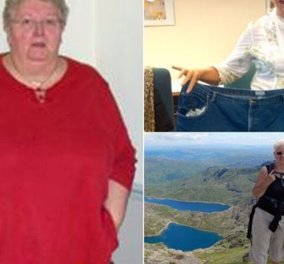 Story: Η Linda Pearson ζύγιζε 170 κιλά - είχε 20 χρόνια να πλυθεί για να μην κολλήσει στην μπανιέρα - Έμεινε η μισή! (Φωτό)  - Κυρίως Φωτογραφία - Gallery - Video
