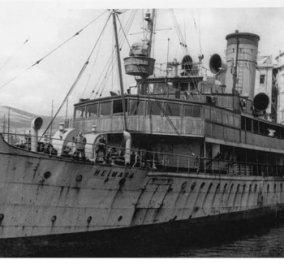 """Κυριακή 19 Ιανουαρίου του 1947 - Ο """"Τιτανικός"""" της Ελληνικής Ακτοπλοΐας βυθίζεται και παίρνει μαζί του 344 ανθρώπους! (φωτό) - Κυρίως Φωτογραφία - Gallery - Video"""