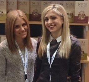 Topwomen οι αδερφές Μυρτώ & Σεμέλη Παυλίνη - εκμεταλλεύτηκαν τις οικογενειακές φυστικιές στο Μαρκόπουλο και έφτιαξαν το nuts n' nuts!  - Κυρίως Φωτογραφία - Gallery - Video