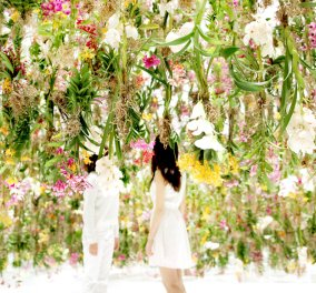 Good News: Δείτε αυτές τις εικόνες & το βίντεο & περιπλανηθείτε στον κήπο των ονείρων!  - Κυρίως Φωτογραφία - Gallery - Video