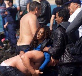 Story: Η ιστορία της 24χρονης Νεμπιγιάτ από το τραγικό ναυάγιο της Ρόδου - Συνεχίζει να ελπίζει για μια καλύτερη ζωή - Κυρίως Φωτογραφία - Gallery - Video