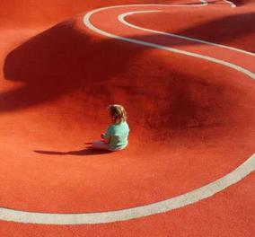Η πιο παράξενη παιδική χαρά του κόσμου είναι εδώ: Χωρίς κούνιες & χωρίς τραμπάλες - Κυρίως Φωτογραφία - Gallery - Video
