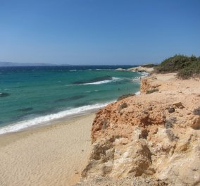 Χαβάη όχι στον Ειρηνικό αλλά στο Αιγαίο! Έχετε ανακαλύψει την best of the best παραλία;  - Κυρίως Φωτογραφία - Gallery - Video