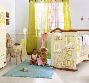 Οι πιο συναρπαστικές ιδέες για να διακοσμήσετε το παιδικό δωμάτιο - Οι μικροί μας φίλοι θα το λατρέψουν! (slideshow) - Κυρίως Φωτογραφία - Gallery - Video