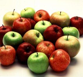 Μήλα, φράουλες, τυρί - Αυτές είναι οι τροφές για λαμπερό χαμόγελο! - Κυρίως Φωτογραφία - Gallery - Video