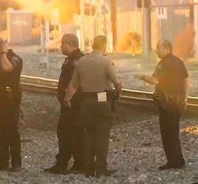 Τραγωδία : Τρένο παρέσυρε και σκότωσε γνωστό ηθοποιό! (βίντεο-φωτό) - Κυρίως Φωτογραφία - Gallery - Video
