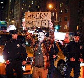 Χάος στο Μιζούρι - Ξεχειλίζει η οργή στις ΗΠΑ με δεύτερο θύμα έναν 20χρονο Αφροαμερικανό που ξεψύχησε στους δρόμους - Φόβοι για νέα «καυτή» νύχτα  - Κυρίως Φωτογραφία - Gallery - Video