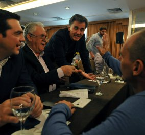''Πράσινο'' φως στον Α. Τσίπρα για ''μη μνημονιακή συμφωνία'' έδωσε η ΚΕ του ΣΥΡΙΖΑ - Δεν πέρασε η πρόταση Λαφαζάνη για ρήξη - Κυρίως Φωτογραφία - Gallery - Video