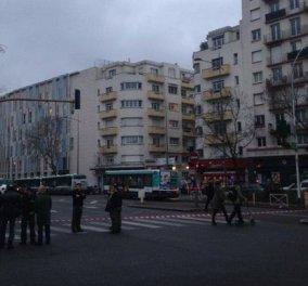 Νέοι πυροβολισμοί στο Παρίσι - Μία νεκρή αστυνομικός και δύο τραυματίες - Κλίμα τρόμου στη Γαλλία απ' άκρη σ' άκρη! - Κυρίως Φωτογραφία - Gallery - Video