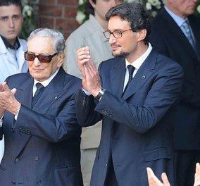 """Πέθανε ο πλουσιότερος Ιταλός και """"πατέρας"""" της Nutella & της Kinder σοκολάτας σε βαθειά γεράματα (φωτό)  - Κυρίως Φωτογραφία - Gallery - Video"""