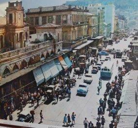 Vintage Story: Χριστούγεννα 1932 στην Παλιά Αθήνα: σπαρταριστοί διάλογοι στην Κεντρική Αγορά - Κυρίως Φωτογραφία - Gallery - Video