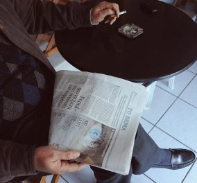 Street Stories: Οι αναλυτές της πιάτσας κάνουν τις πιο... έγκυρες προβλέψεις για τις εκλογές!  - Κυρίως Φωτογραφία - Gallery - Video