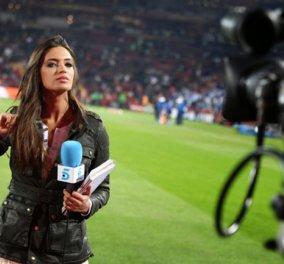 Τοpwoman η Sara Carbonero - Μια από τις πιο σέξι αθλητικές ρεπόρτερ του κόσμου έβαλε το ωραιότερο γκολ στον Ίκερ Κασίγιας! - Κυρίως Φωτογραφία - Gallery - Video