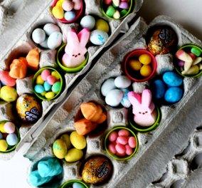 6 φανταστικές ιδέες για να δημιουργήσετε τα πιο ευφάνταστα καλαθάκια για τα πασχαλινά αυγά! - Κυρίως Φωτογραφία - Gallery - Video