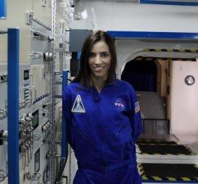 Αποκλειστικό: «Διδάσκω τους αστροναύτες στη NASA & κάνω έρευνες για θεραπείες στα νεογνά»: Η Ελένη Αντωνιάδου ψηφίστηκε Woman of the year! - Κυρίως Φωτογραφία - Gallery - Video