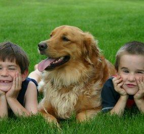 Αυτοί είναι οι 10 λόγοι που το παιδί σας πρέπει να μεγαλώσει με ένα σκυλάκι! - Κυρίως Φωτογραφία - Gallery - Video