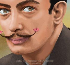 Vintage Story: Όταν η ιδιοφυία Σαλβαδόρ Νταλί έκανε έρωτα με τον Φεντερίκο Γκαρθία Λόρκα πριν ερωτευτεί βαθιά την φιλήδονη Γκαλά, γυναίκα της ζωής του & σύζυγο ενός άλλου! (φωτό)  - Κυρίως Φωτογραφία - Gallery - Video