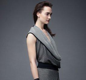 Τοpwoman η Ιωάννα Κουρμπέλα - Η Ελληνίδα σχεδιάστρια μόδας που συνδιάζει την κλασσική αρμονία με την σύγχρονη ''γεωμετρία''! - Κυρίως Φωτογραφία - Gallery - Video