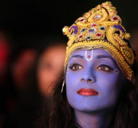 Απολαύστε το φαντασμαγορικό Hindu Festival των φώτων στο Πακιστάν – 25 φωτογραφίες - Κυρίως Φωτογραφία - Gallery - Video