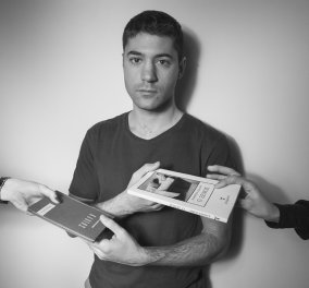 Bookukoo: Η ελληνική εφαρμογή για το βιβλίο - Ο Παναγιώτης Κουρέτας έφτιαξε ένα application για να ανταλλάσσεις βιβλία μέσα από το κινητό! - Κυρίως Φωτογραφία - Gallery - Video