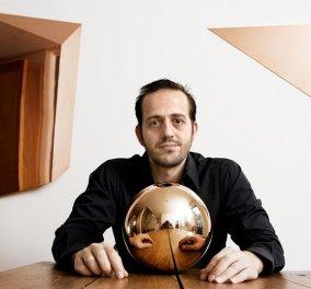 Μade in Greece o Michael Anastassiades: Ενας διεθνής Έλληνας ντιζάινερ με υπογραφή στα καλύτερα φωτιστικά του κόσμου! - Κυρίως Φωτογραφία - Gallery - Video