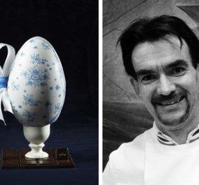 """Aυγά του Πάσχα """"haute - couture"""": Hermés, Marcolini, Christophe Michalak, Guerlais & Lenôtre - Κυρίως Φωτογραφία - Gallery - Video"""