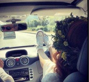 Άντα Λιβιτσάνου: Παντρεύτηκε μυστικά τον αγαπημένο της Στάθη φορώντας... αθλητικά - Κυρίως Φωτογραφία - Gallery - Video