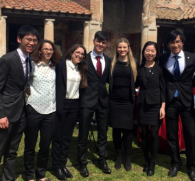 Good News: Σαρώνουν οι φοιτητές της Νομικής διεθνώς - Η τροπαιοθήκη μεγαλώνει διαρκώς! - Κυρίως Φωτογραφία - Gallery - Video