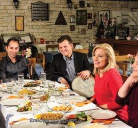 Η βραβευμένη σεφ Ντίνα Νικολάου μας ετοιμάζει ένα θεσπέσιο τραπέζι στην Ήπειρο! Και ποιος δεν θα το ζήλευε; - Κυρίως Φωτογραφία - Gallery - Video