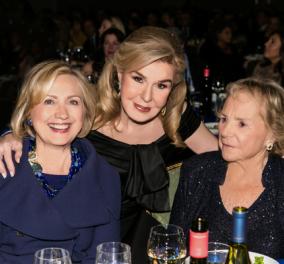 «Ripple of Hope 2014»: Η συνάντηση της Μαριάννας Βαρδινογιάννη με τον Robert De Niro, την Hillary Clinton και τους άλλους υπερασπιστές των ανθρωπίνων δικαιώματων - Κυρίως Φωτογραφία - Gallery - Video