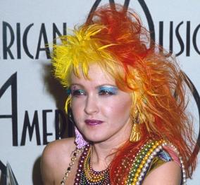 Cyndi Lauper: Στα 61 της χρόνια συνεχίζει να είναι το κορίτσι των 80's - Κυρίως Φωτογραφία - Gallery - Video