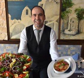 Ποιος είναι ο άλλος Αλέξης που έκανε πρόσκληση στην Α. Μέρκελ για γεύμα στο εστιατόριο του - Κυρίως Φωτογραφία - Gallery - Video