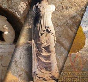 National Geographic: Γιατί η Αμφίπολη είναι το ελληνικό «Game of Thrones»! - Κυρίως Φωτογραφία - Gallery - Video