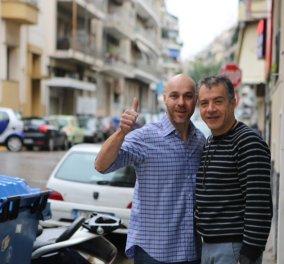 Μόνο στο Eirinika ο υποψήφιος με το Ποτάμι στη Β' Αθήνας Γιώργος Αμυράς: ''Με το Ποτάμι & στη πολιτική, γιατί λυπόμουν τα παγκάκια που τα κατάπινε η βρώμα''! - Κυρίως Φωτογραφία - Gallery - Video