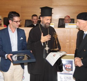 O Αρχιμανδρίτης Απόστολος Καβαλιώτης παρουσιάζει το νέο του βιβλίο! - Κυρίως Φωτογραφία - Gallery - Video