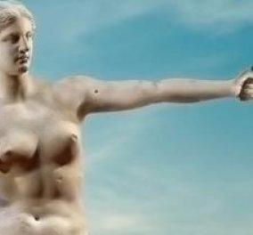 «Εμπρός Μέρκελ, φτιάξε μου τη μέρα» - Μια οπλισμένη Αφροδίτη της Μήλου στο εξώφυλλο του Economist! - Κυρίως Φωτογραφία - Gallery - Video
