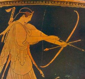 Greek Mythos: Όταν η πανέμορφη & παρθένα Θεά Άρτεμις έστελνε φίδια σε νιόγαμπρους, κατέστρεφε ή τιμωρούσε τους ανυπάκουους  - Κυρίως Φωτογραφία - Gallery - Video