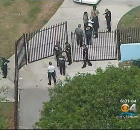 Αστυνομικός στις ΗΠΑ πυροβόλησε άστεγο - Η αντίδραση των παιδιών που βρίσκονταν στο σημείο - Κυρίως Φωτογραφία - Gallery - Video