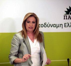 """""""Συγχαίρω τη νέα πρόεδρο του ΠΑΣΟΚ, Φώφη Γεννηματά"""", δήλωσε ο Οδυσσέας Κωνσταντινόπουλος - Κυρίως Φωτογραφία - Gallery - Video"""