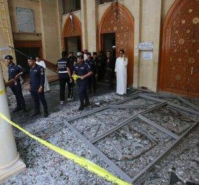 Σείεται ο πλανήτης από τους εξτρεμιστές του Ισλάμ  - 13 νεκροί σε τέμενος στο Κουβέιτ - Κυρίως Φωτογραφία - Gallery - Video
