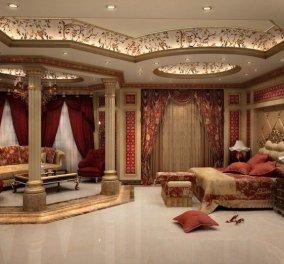 Κρεβατοκάμαρες για πρίγκιπες; Γιατί όχι για σας- Φαντασία & χλιδή στο δωμάτιο των ονείρων σας  - Κυρίως Φωτογραφία - Gallery - Video