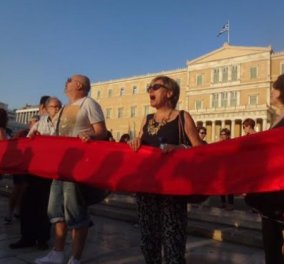 """Ο ΣΥΡΙΖΑ καλεί σε Συλλαλητήριο στο Σύνταγμα στις 7.30 μ.μ.: """"Να τηρήσει η κυβέρνηση τις προεκλογικές δεσμεύσεις της"""" - Κυρίως Φωτογραφία - Gallery - Video"""