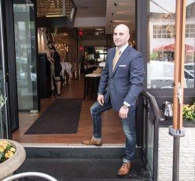 Made in Greece:  Σπύρος Μενεγάτος - Ρεστοράν Νεράϊ στα Top 10 Νέας Υόρκης καλεί Έλληνες καλλιτέχνες να δείξουν την δουλειά τους  - Κυρίως Φωτογραφία - Gallery - Video